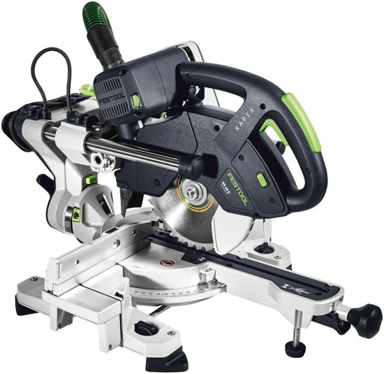 Festool Kapex KS 60 E Set Afkortzaag 561728