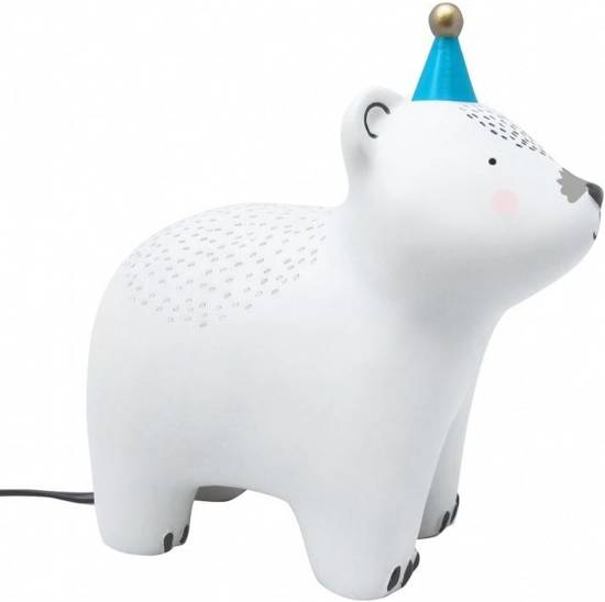 House of Disaster Origami Lamp Party Bear Origami lamp Party Bear