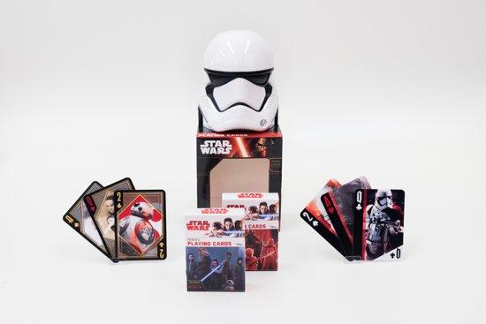 Thumbnail van een extra afbeelding van het spel Star Wars Episode 8: The last Jedi Heroes & Villains + Trooper Helmet