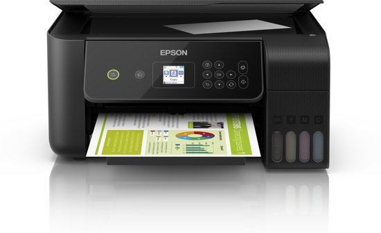 Epson Ecotank Et 2720 All In One Printer