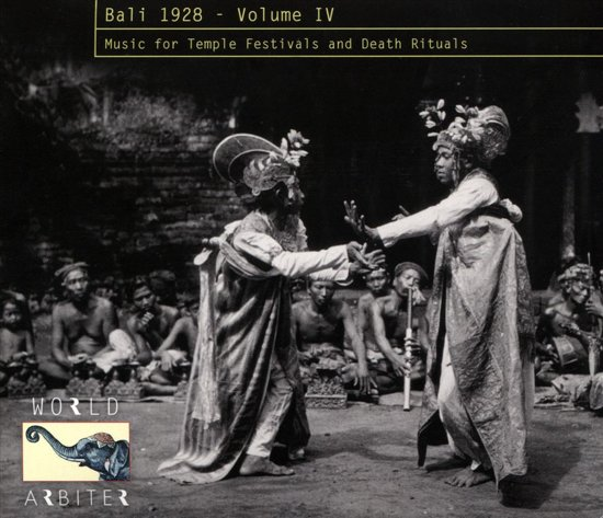 Bali 1928 Vol. 4: Music For Temple
