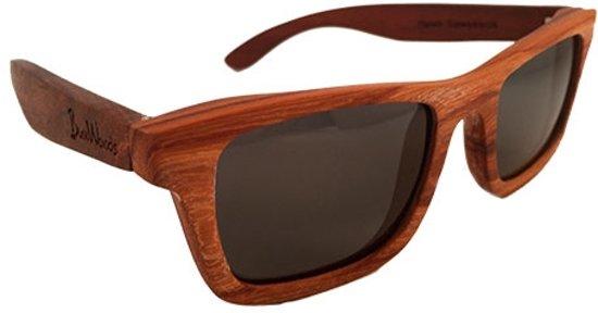 19de0f3b44f6ba Hawk Sawokecik houten zonnebril