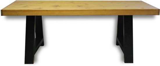 ᐅ u2022 tafel lago 4 6 persoons eettafel bruin zwart