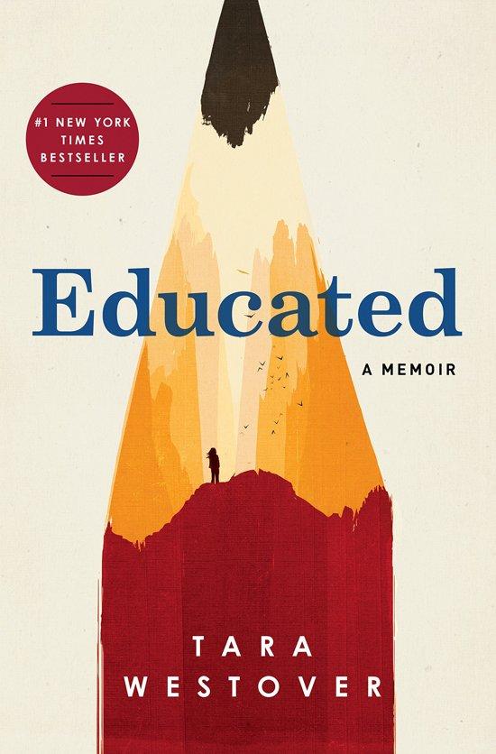 Boek cover Educated van Tara Westover (Hardcover)