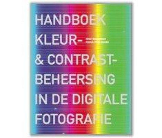 Handboek Kleur Contrastbeheersing in de digitale fotografie