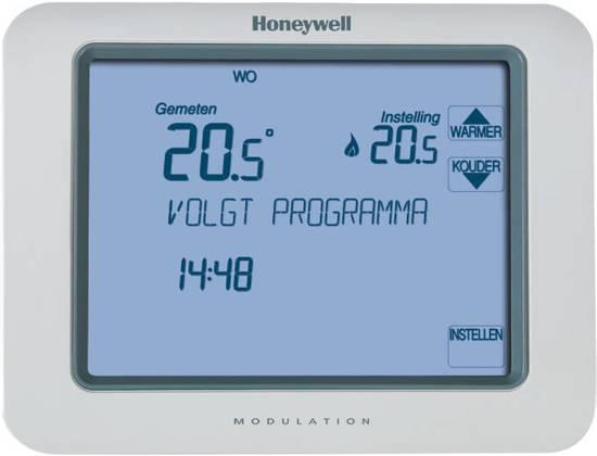 Honeywell Chronotherm Touch Modulation Klokthermostaat
