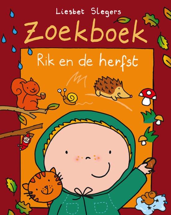 Rik - Zoekboek Rik en de herfst