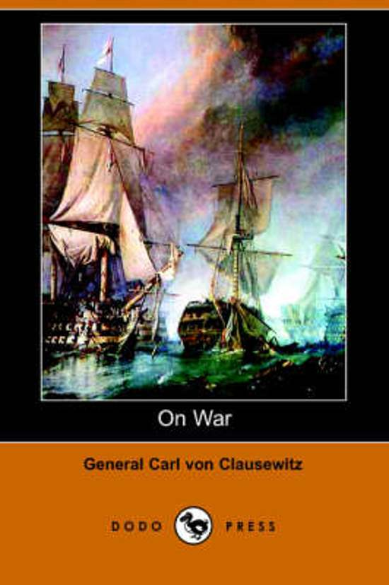 a comparison of carl von clausewitzs and su zis approach to war Of the intentions of william garrison and an analysis of the intentions of of carl von clausewitzs and su zis approach to.