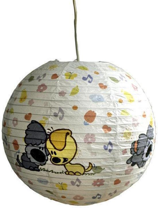 Woezel pip hanglamp wit bambolino toys - Gloeilamp tizio lamp ...