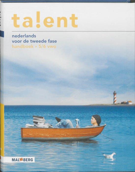 Talent 5/6vwo Handboek