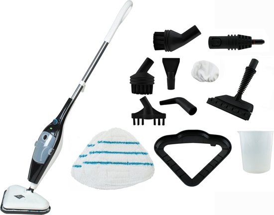 bol.com | 10-in-1 Stoomreiniger - Steam Cleaner Mop Voor Ramen ...
