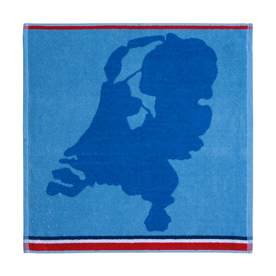 Luxe Keukentextiel : bol.com Elias Double Dutch Holland – Theedoek – Blauw Koken en