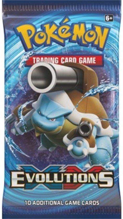 Afbeelding van het spel Pokemon booster XY12 Evolutions
