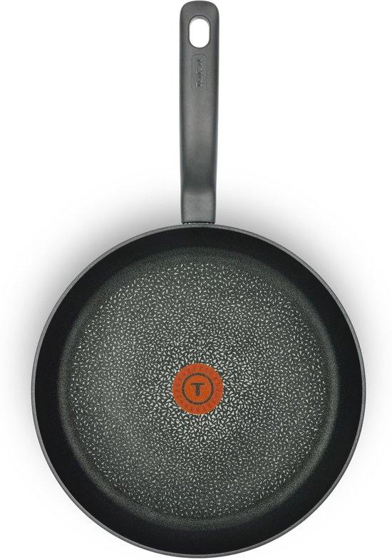 Tefal Hard Titanium Koekenpannenset 24 + 28 cm