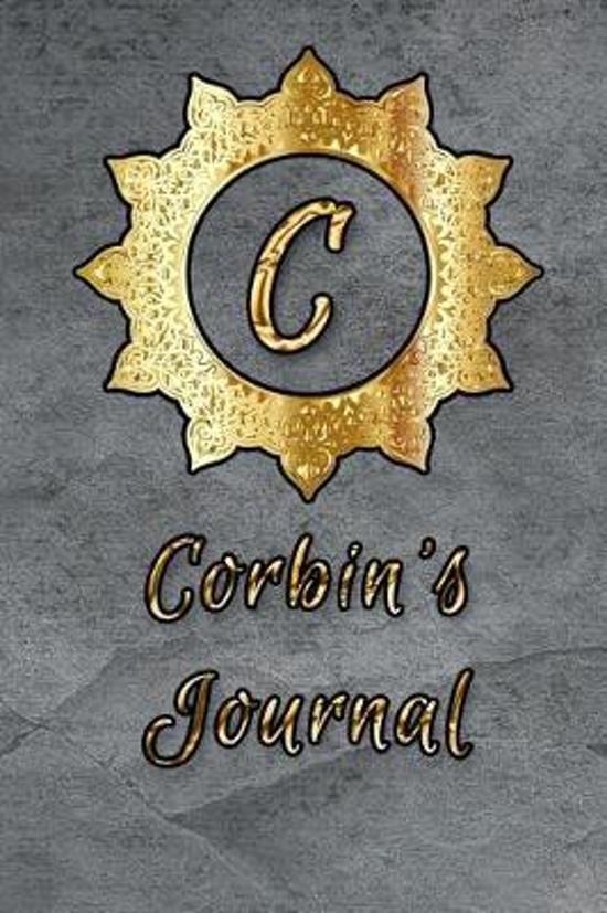 Corbin's Journal