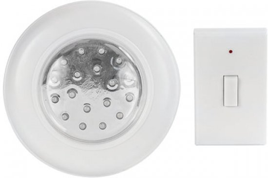 Lampen Op Afstandsbediening : Bol.com verzonken lamp met afstandsbediening