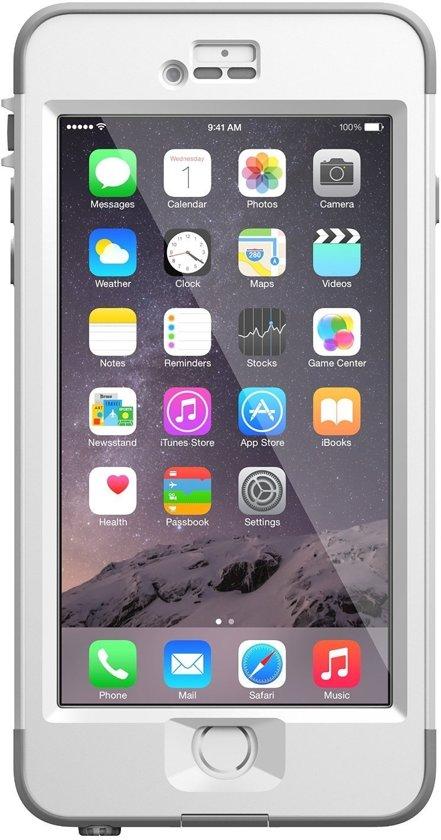 LifeProof Nüüd Case voor Apple iPhone 6Plus /6S Plus - Wit