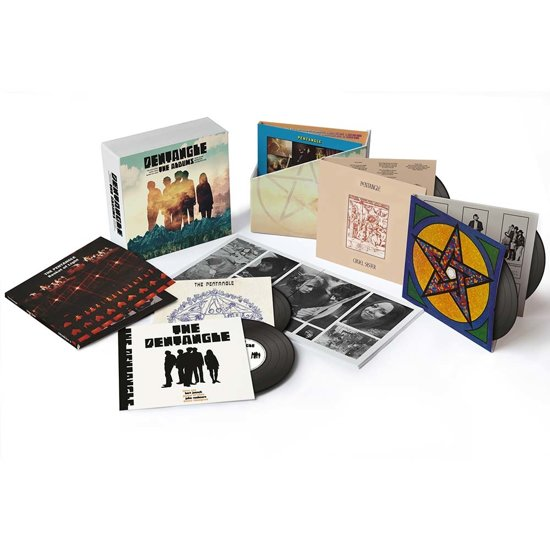 The Albums 1968-1972