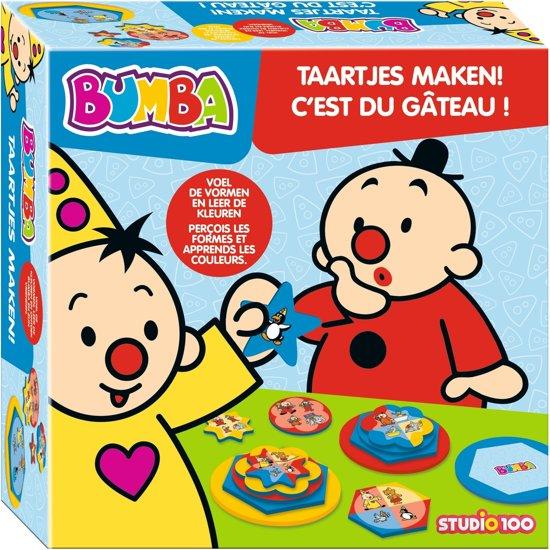Afbeelding van het spel Studio 100 Bumba Taartjes Maken Spel