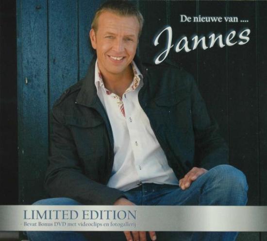 CD cover van De Nieuwe Van... (Limited Edition) van Jannes