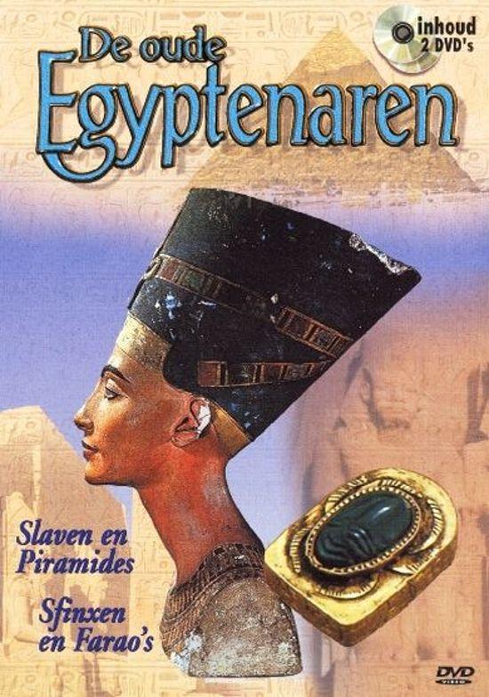 DVD cover van De Oude Egyptenaren