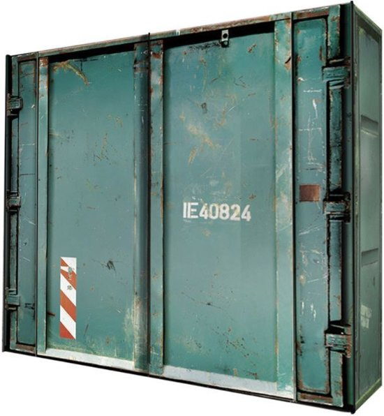 Spiksplinternieuw bol.com   Nolte Cargo - Kledingkast - Groen - 200 cm AI-95