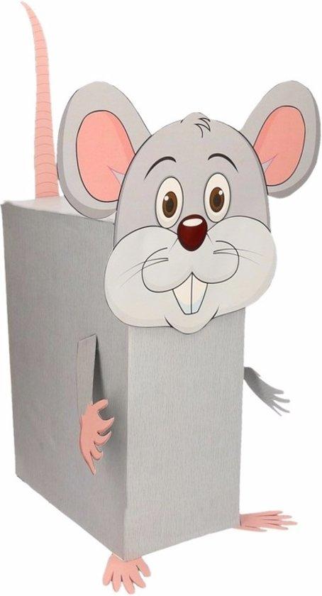 speelgoed voor muizen zelf maken