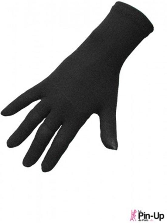 Therapeutische handschoenen - Pin Up de Paris  - L/XL - Zwart
