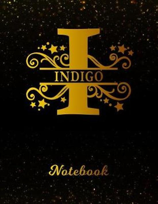 Indigo Notebook