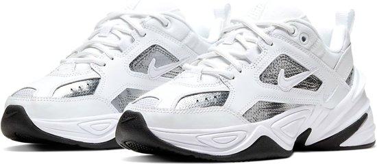| Nike Sneakers Maat 39 Vrouwen wit zilver