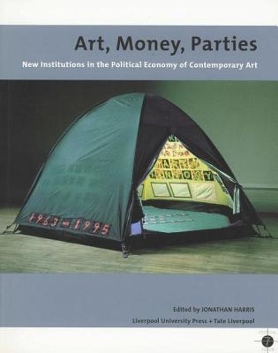 Art, Money, Parties