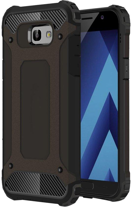 Tough Armor-Case Bescherm-Cover Skin voor Samsung Galaxy A7 - 2017