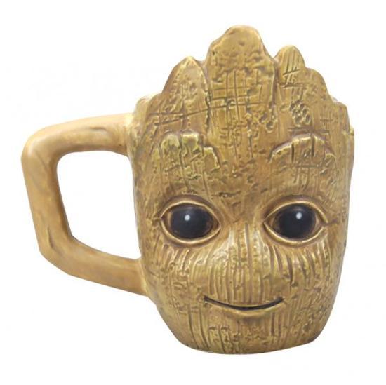 MARVEL - Shaped Mug 3D Boxed - Groot