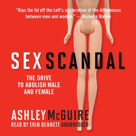 Boek cover Sex Scandal van Ashley Mcguire