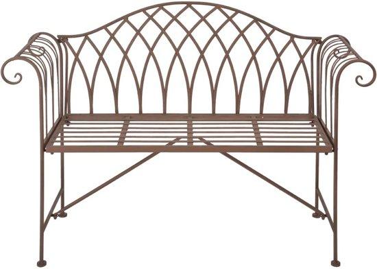 Esschert Design Tuinbank metaal oud-Engelse stijl MF009