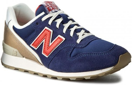 new balance dames sneaker blauw