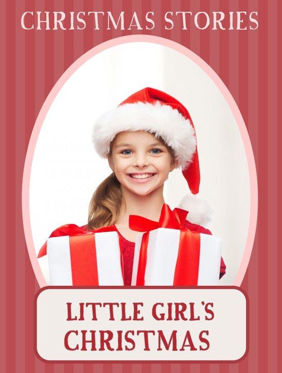 Little girl's Christmas