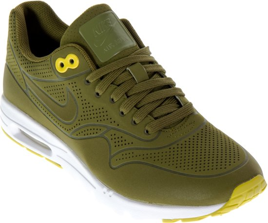 nike air max 1 dames legergroen