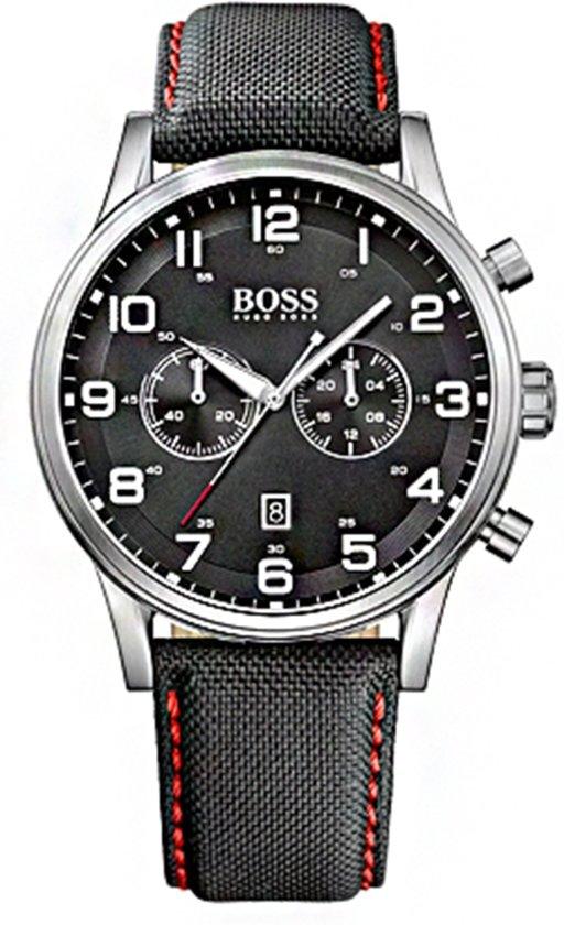 Hugo Boss Aeroliner Chrono Horloge HB1512919