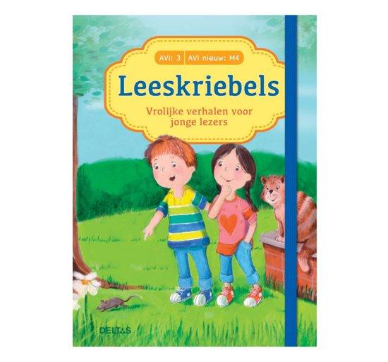 Leeskriebels - Vrolijke verhalen voor jonge lezers