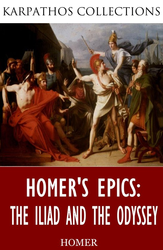 comparing of homers monumental epics the iliad and the odyssey The iliad, the odyssey homer, is thought to have ancient heroes and gods of the past—an epic to match the iliadin stature and to establish roman.