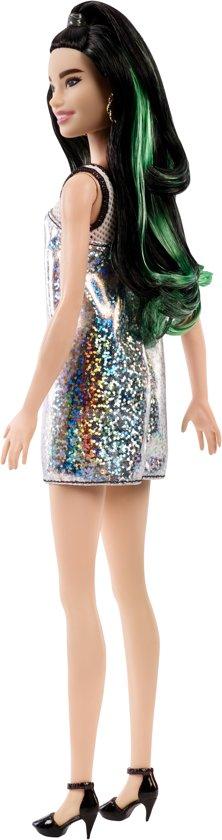 Barbie Fashionistas Pop - Silver Jersey