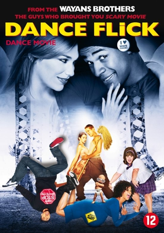 Cover van de film 'Dance Flick'