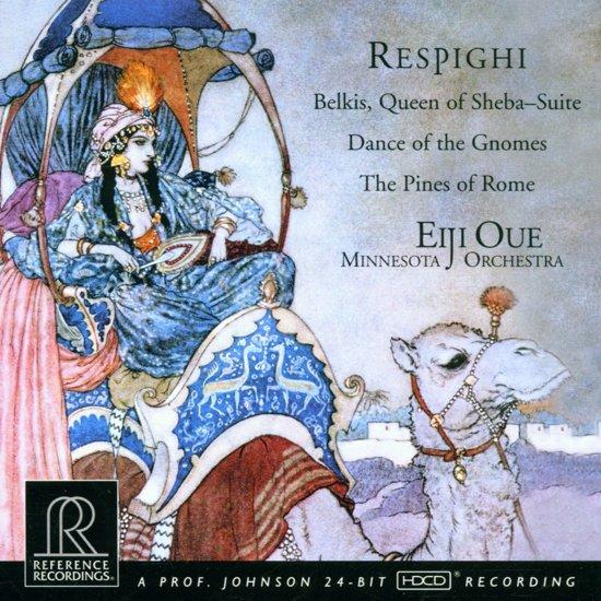 Respighi: Belkis, Queen Of Sheba, P