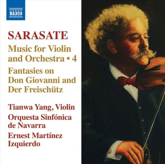 Sarasate: Music For Violin 4