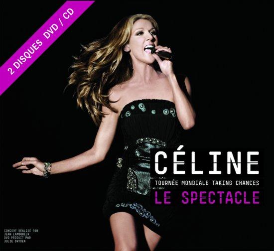 Celine Dion - La Tournée Mondiale Taking Chances: Le Spectacle (Dvd+Cd)