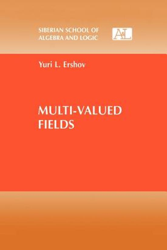 Multi-Valued Fields