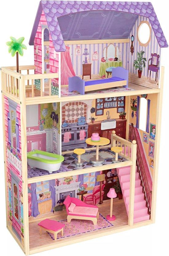 kidkraft kayla poppenhuis kidkraft speelgoed
