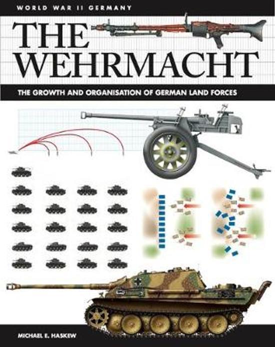 Boek cover The Wehrmacht van Michael E. Haskew (Paperback)
