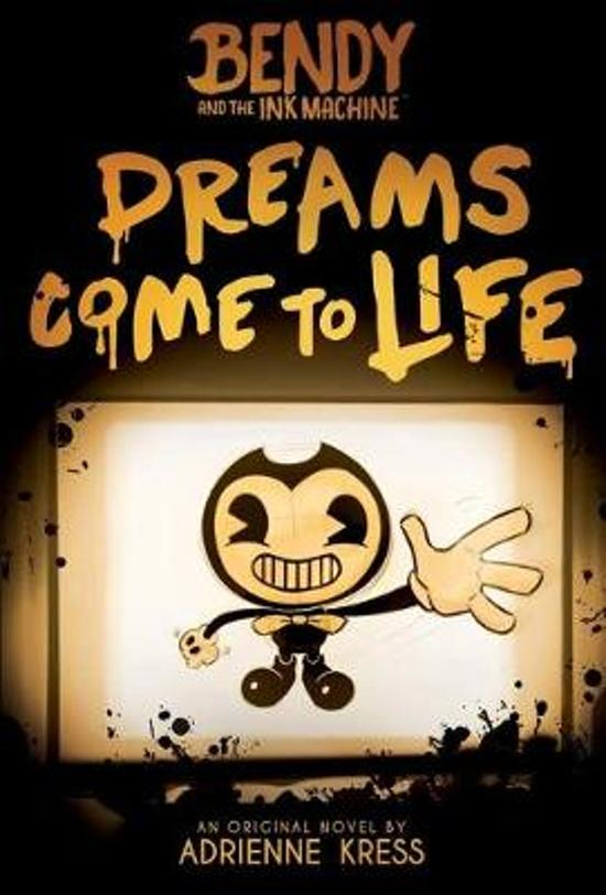 BENDY & INK MACHINE DREAMS COME TO LIFE